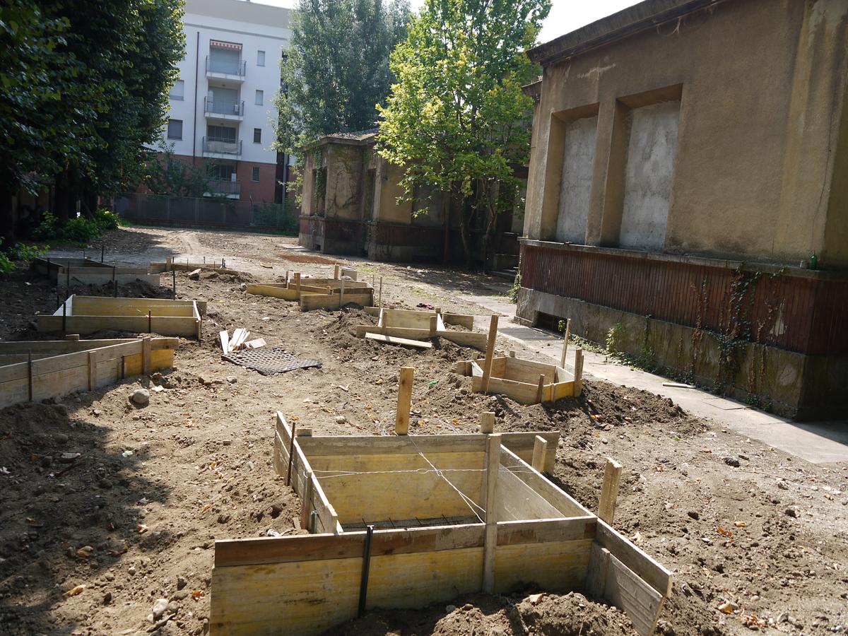 Cantiere - Giardino Montessori