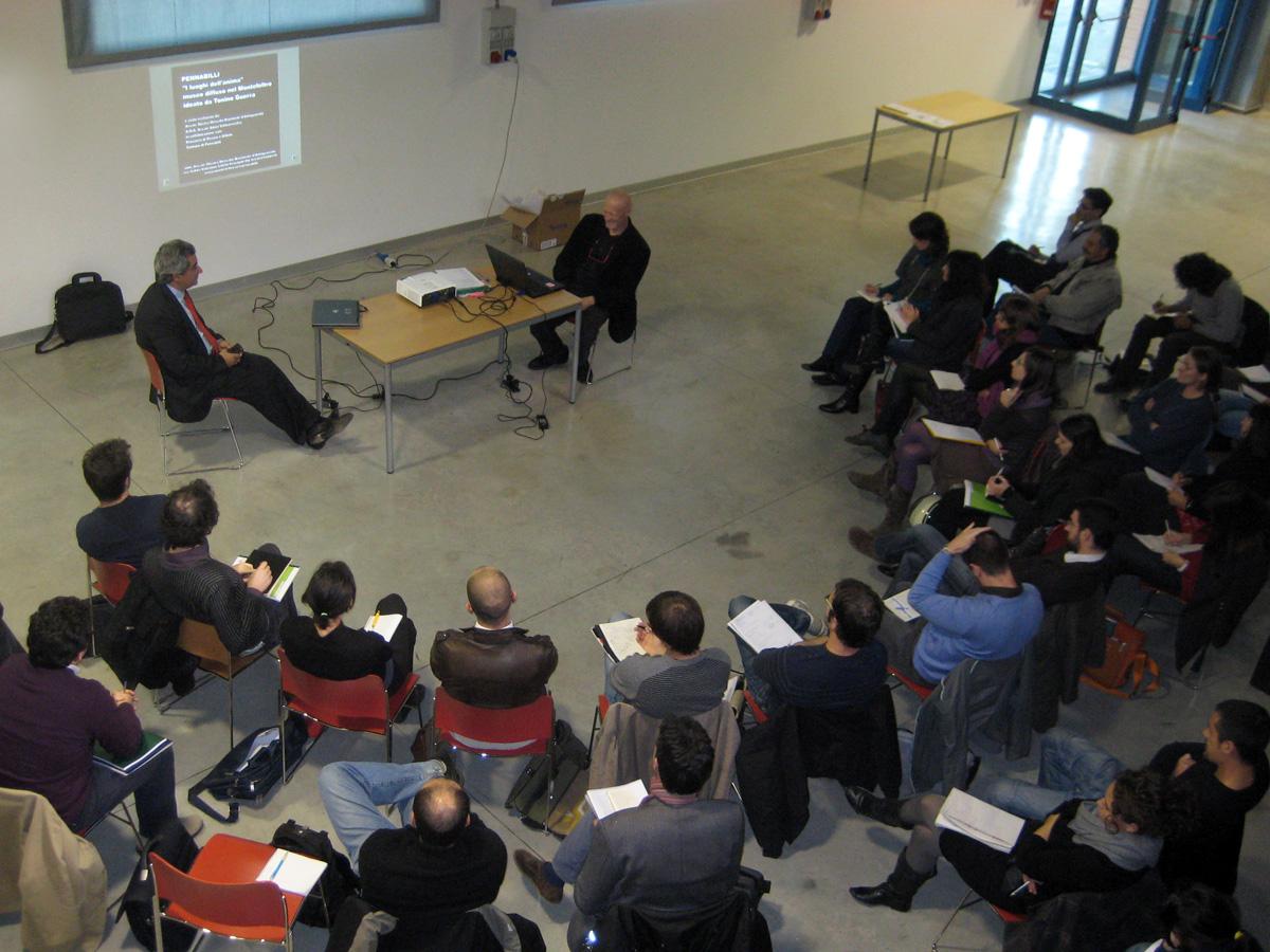 Workshop I° giorno